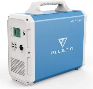 BLUETTI MAXOAK portable solar generator