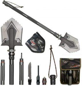 wufang multi tool survival shovel