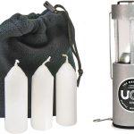 UCO emergency candle lantern