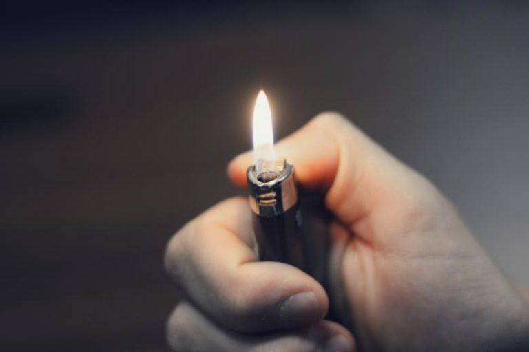 how to refill a lighter with butane